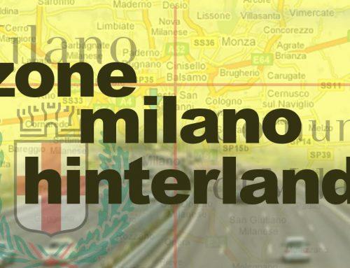 Pony Express zone Milano e Hinterland